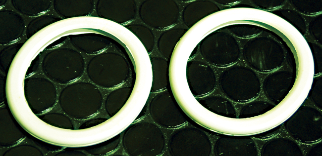【POSH】握把套套環 - 「Webike-摩托百貨」