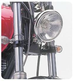 【POSH】Bates頭燈支架 - 「Webike-摩托百貨」