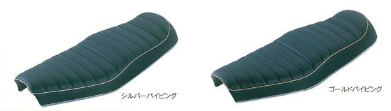 【POSH】W1型式座墊 - 「Webike-摩托百貨」