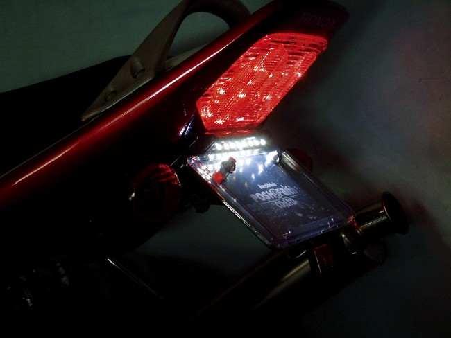 【POSH】LED翹牌架套件 - 「Webike-摩托百貨」
