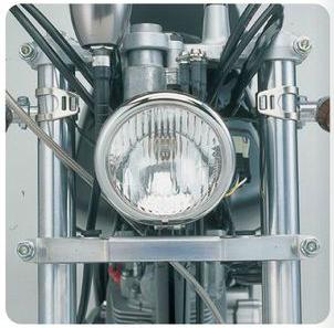 【POSH】4.5/5.5英吋頭燈支架 - 「Webike-摩托百貨」