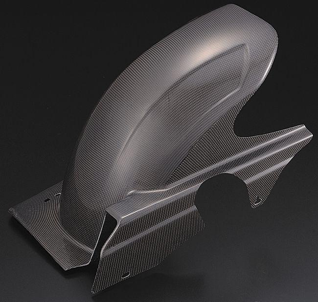 【POSH】3D-TECH 碳纖維後土除 - 「Webike-摩托百貨」