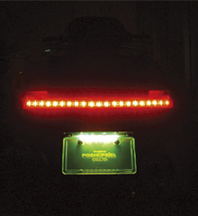 【POSH】LED後無土除型式套件 - 「Webike-摩托百貨」