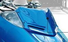【POSH】3D-TECH 無風鏡型式面罩 - 「Webike-摩托百貨」