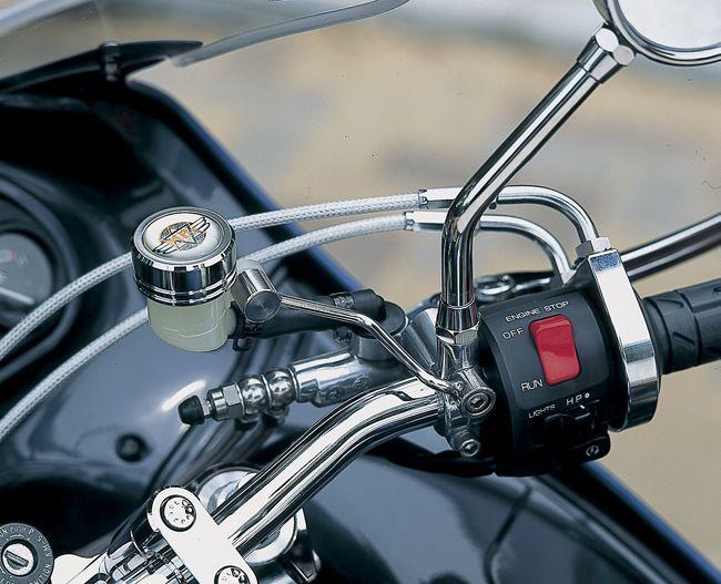 【POSH】RS型式煞車主缸用油箱支架(小型油箱用) - 「Webike-摩托百貨」