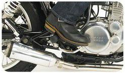 【POSH】經典後腳踏 - 「Webike-摩托百貨」