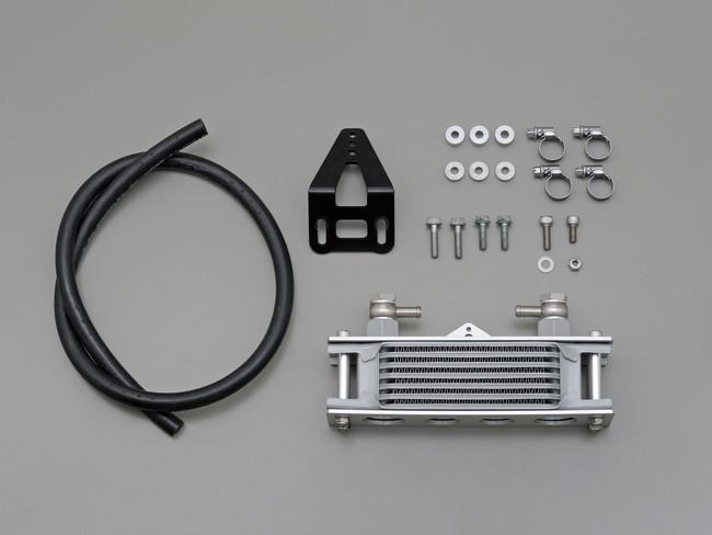 【DAYTONA】三角台固定式機油冷卻器套件(7排) - 「Webike-摩托百貨」