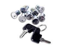 【SUZUKI】鑰匙組套(側行李箱組用 6個組套) - 「Webike-摩托百貨」