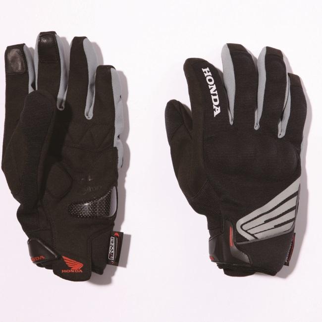 【HONDA RIDING GEAR】防護冬季手套 (短) - 「Webike-摩托百貨」