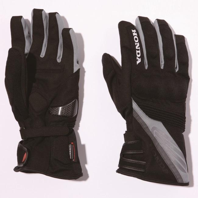 【HONDA RIDING GEAR】冬季防護手套 - 「Webike-摩托百貨」