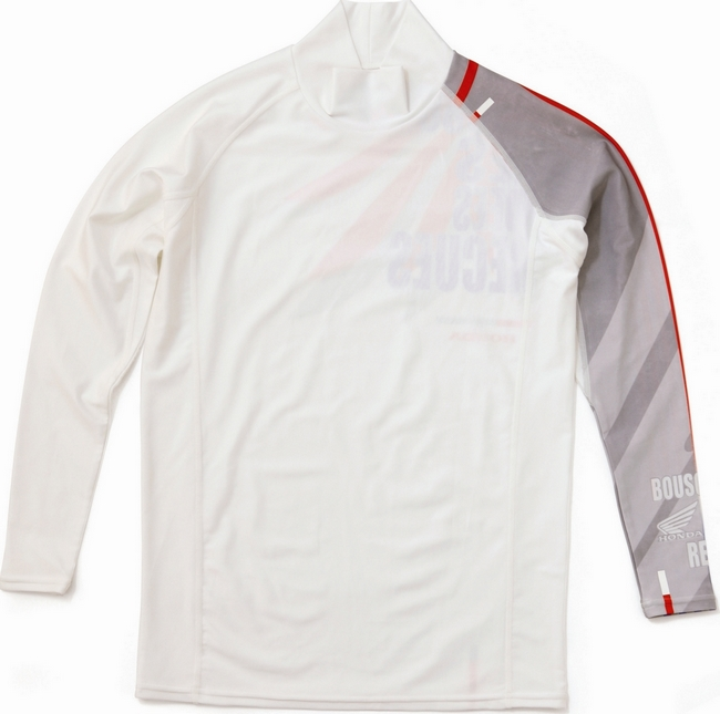 【HONDA RIDING GEAR】[Honda×SHINICHIRO ARAKAWA] 涼感內衣 - 「Webike-摩托百貨」