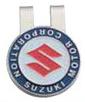 【SUZUKI】磁石圓形高爾夫標記 <SEA BASS> - 「Webike-摩托百貨」