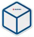 【SUZUKI】原創商標滑鼠墊 <SUZUKI> - 「Webike-摩托百貨」