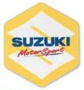 【SUZUKI】原創商標滑鼠墊 <Motor sports> - 「Webike-摩托百貨」