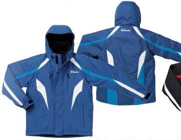 【SUZUKI】冬季外套 <SUZUKI車隊> - 「Webike-摩托百貨」