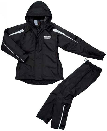 【SUZUKI】成套雨衣 <SEA BASS> - 「Webike-摩托百貨」