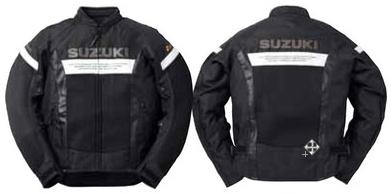 【SUZUKI】City Rider d3o防摔夾克 <SEA BASS> - 「Webike-摩托百貨」