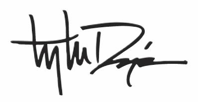 【TROY LEE】簽名Logo貼紙 - 「Webike-摩托百貨」