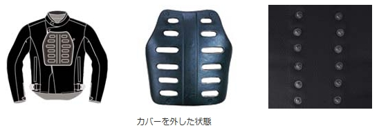 【YAMAHA】外套用護具 - 「Webike-摩托百貨」