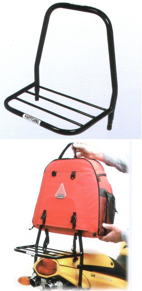 【VENTURA】後座墊包框架 PF01B - 「Webike-摩托百貨」