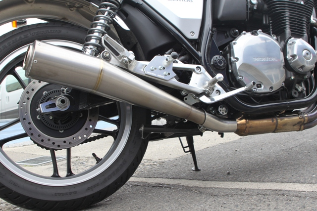 【TSR】排氣管保護套 - 「Webike-摩托百貨」