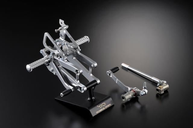 【TSR】4點式腳踏後移套件 - 「Webike-摩托百貨」