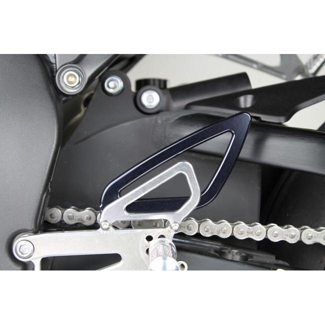 【TSR】鞋跟護板 (大型/左/黑色) - 「Webike-摩托百貨」