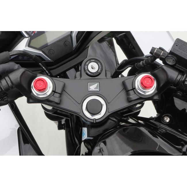 【TSR】前叉預載調整器 紅色  - 「Webike-摩托百貨」