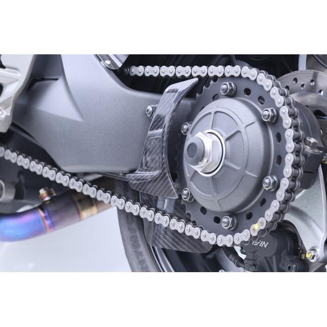 【TSR】碳纖維後煞車導風板 - 「Webike-摩托百貨」
