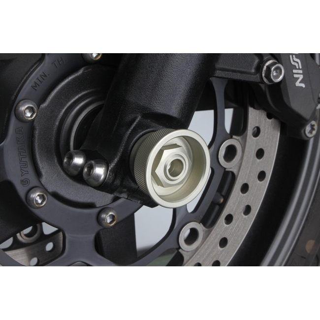 【TSR】杯型前輪軸護塊(防倒球) M14 - 「Webike-摩托百貨」