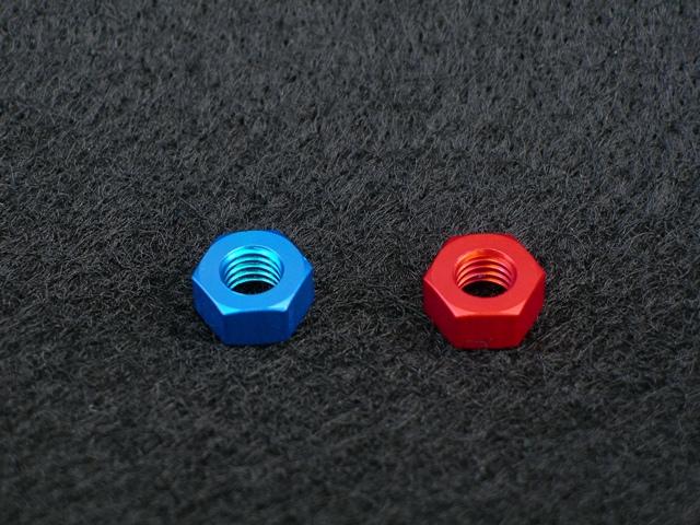 【TSR】M6 鋁合金螺帽組 - 「Webike-摩托百貨」
