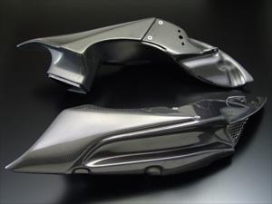 【RidingHouse】碳纖維導風管組 - 「Webike-摩托百貨」
