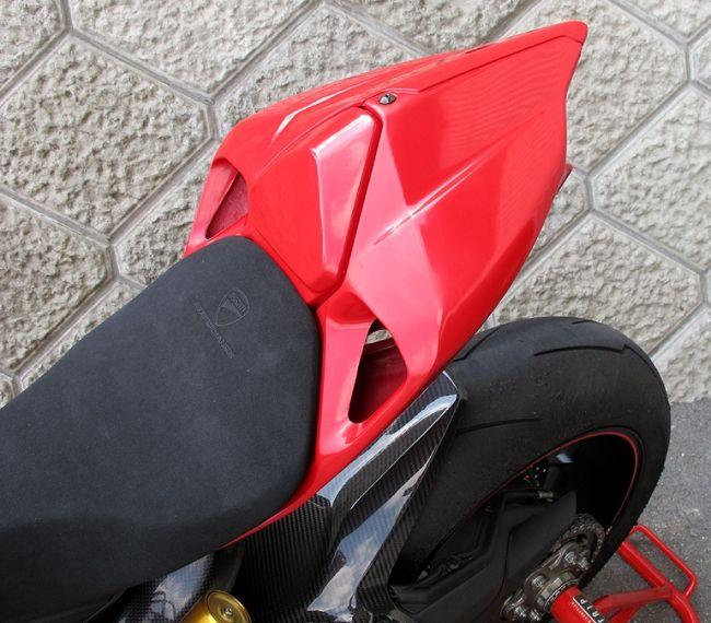 【RidingHouse】Race 用坐墊整流罩 - 「Webike-摩托百貨」