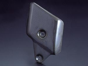 【RidingHouse】碳纖維排氣管防燙蓋 - 「Webike-摩托百貨」