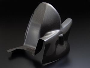 【RidingHouse】Short Type 碳纖維後土除 - 「Webike-摩托百貨」