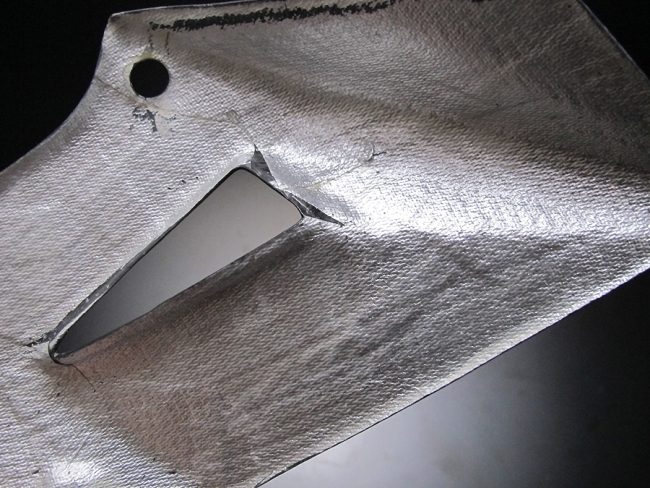 【RidingHouse】乾式碳纖維下側面板 - 「Webike-摩托百貨」