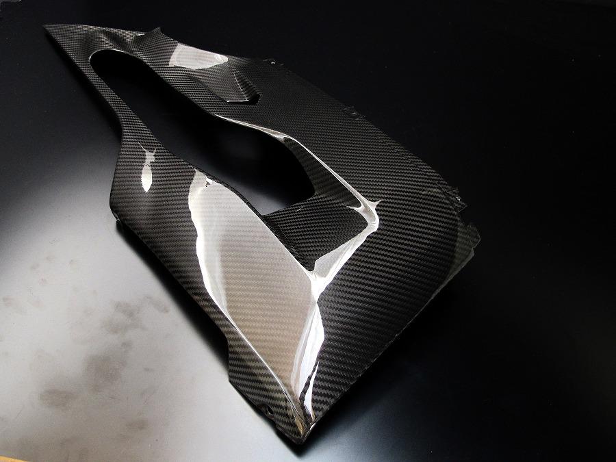 【RidingHouse】霧面乾式碳纖維側面板下側 左右組 - 「Webike-摩托百貨」