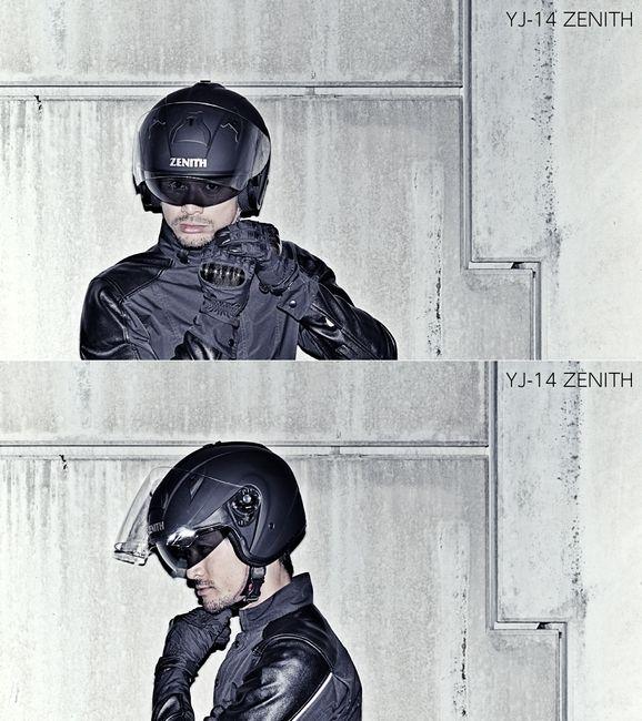 【YAMAHA】YJ-14 ZENITH安全帽 - 「Webike-摩托百貨」
