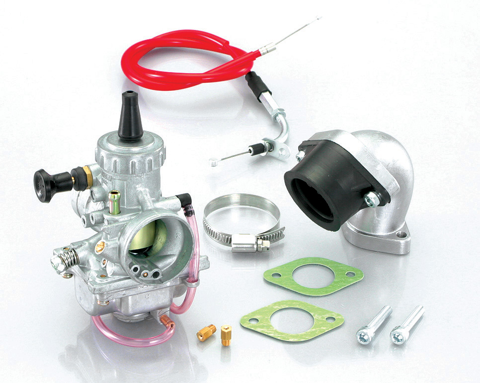 【KITACO】MikuniVMΦ26加大口徑化油器套件 - 「Webike-摩托百貨」