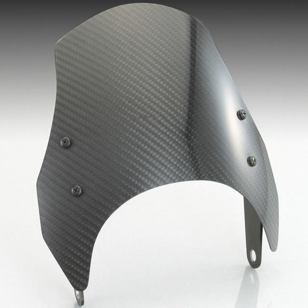 【KITACO】碳纖維 Mini Aero 頭燈整流罩 - 「Webike-摩托百貨」