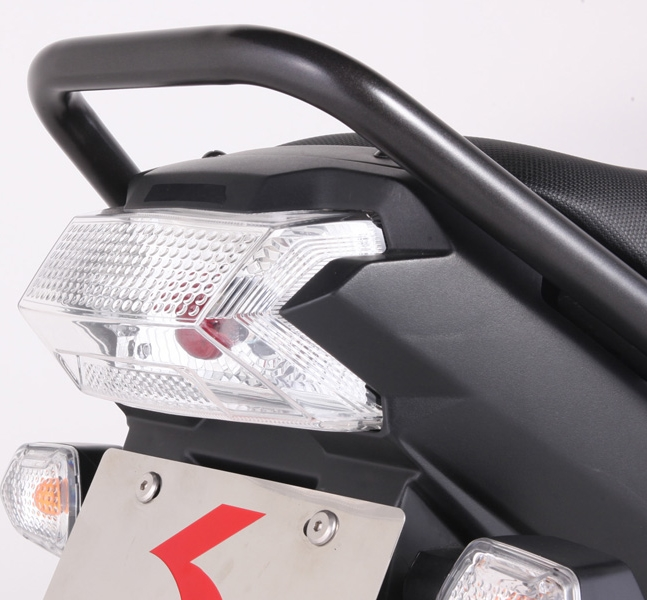 【KITACO】透明尾燈燈殼 - 「Webike-摩托百貨」