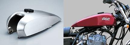 【WM】Road trucker 鋁合金油箱 - 「Webike-摩托百貨」