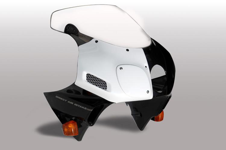 【才谷屋】賽車頭燈整流罩(單眼耐久賽式樣) - 「Webike-摩托百貨」