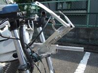 【才谷屋】NSF100 復刻版整流罩用固定架套件 - 「Webike-摩托百貨」