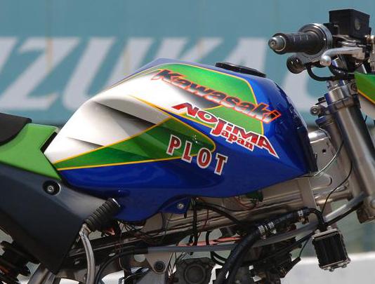 【才谷屋】Z1000 復刻版油箱保護蓋 - 「Webike-摩托百貨」