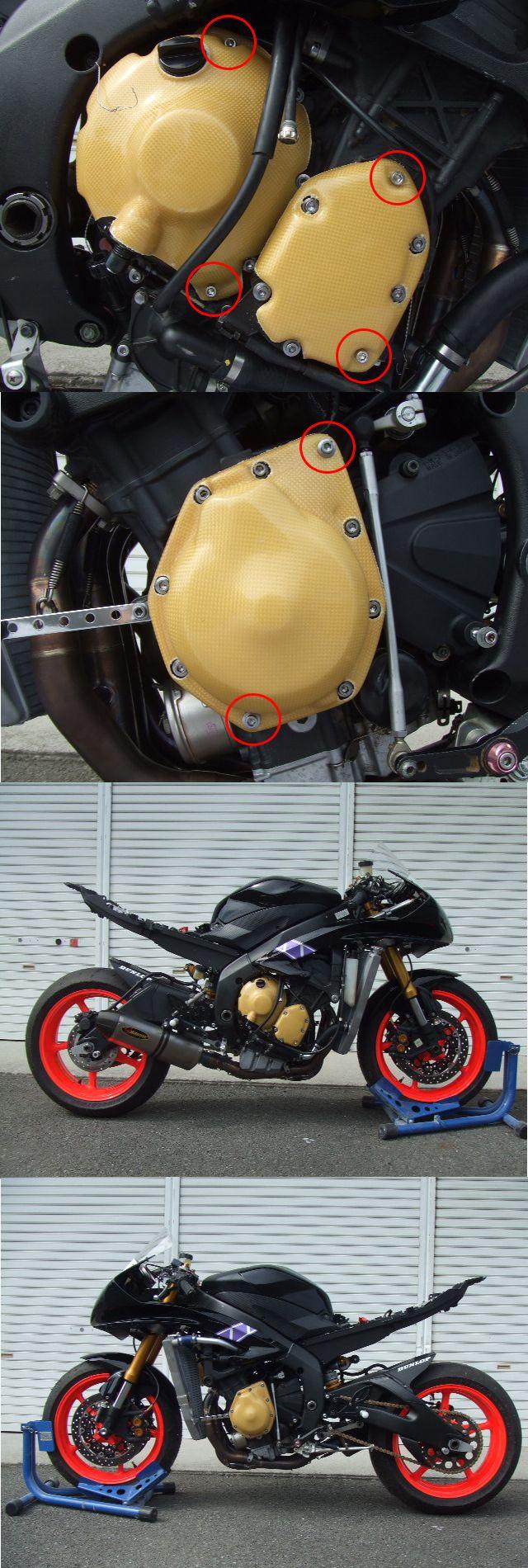 【才谷屋】引擎保護蓋 Type-2 - 「Webike-摩托百貨」