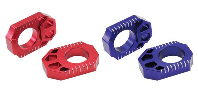 【ZETA】後輪軸鏈條調整器 - 「Webike-摩托百貨」