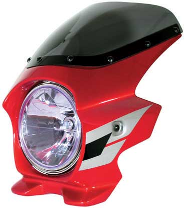 【N PROJECT】BlasterII 頭燈罩(可選擇車型名稱) HYPER VTEC - 「Webike-摩托百貨」