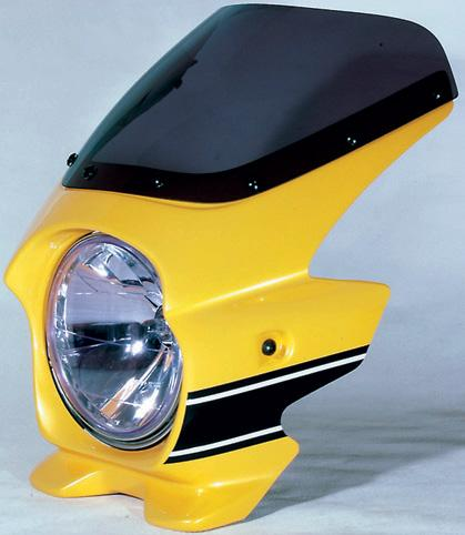 【N PROJECT】BlasterII 頭燈罩(可選擇圖案) - 「Webike-摩托百貨」