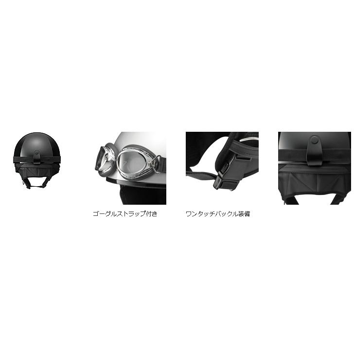 【YAMAHA】GH-1V 半罩式安全帽 - 「Webike-摩托百貨」